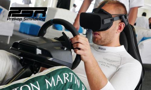 renta de simuladores autos carreras,  realidad virtual btl