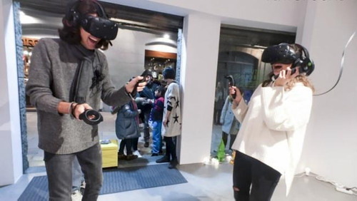 renta de sistema de realidad virtual oculus rif  (jalisco)