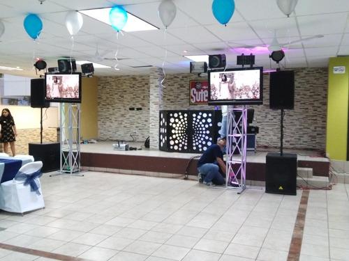 renta de sonido, karaoke y animación tijuana
