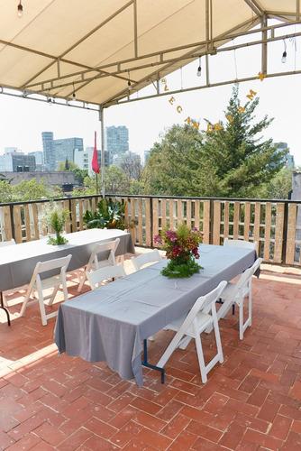 renta de terraza para eventos