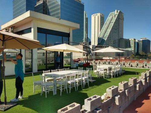 renta de terrazas para eventos o fiestas