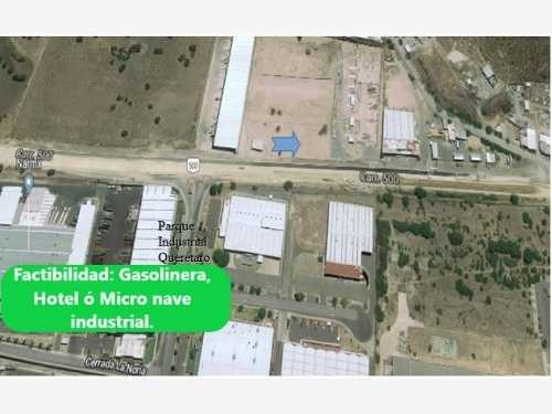 renta de terreno a pie de carretera ideal para gasolinera