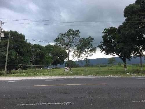 renta de terreno en venta parada, sobre carretera.