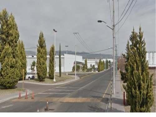 renta de terreno frente acceso parque industrial queretaro