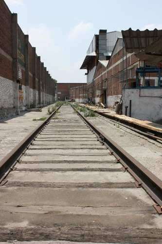 renta de terreno industrial, espuela de ferrocarril