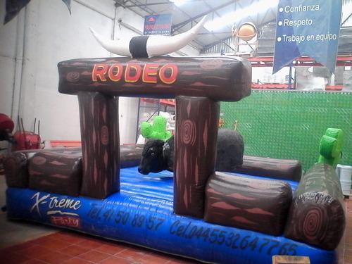 renta de toro mecanico, orbitron, eurobungy, rockolas y mas.