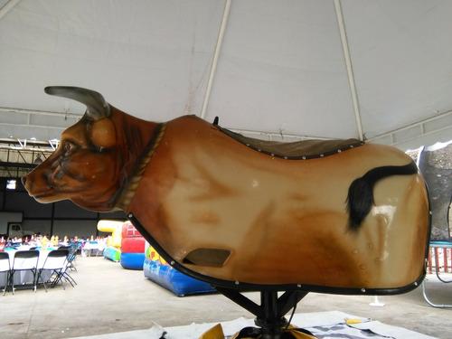 renta de toros mecánico