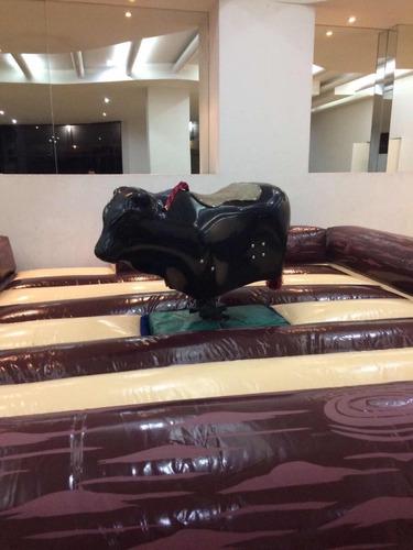 renta de toros mecánicos