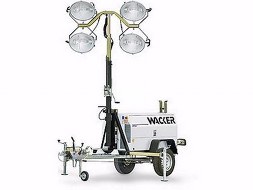 renta de torres de iluminación y generador eléctrico 4000w