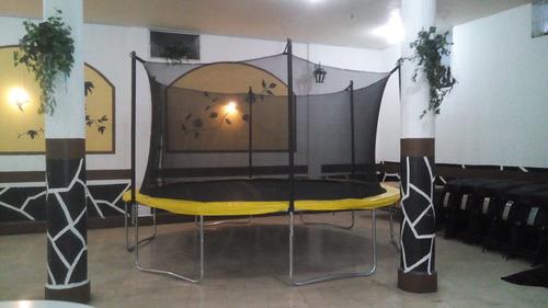 renta de trampolin * brincolin * tumbling * inflable * mesas
