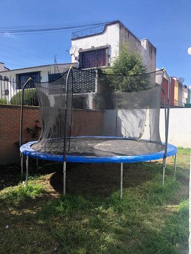 renta de trampolín gigante para fiestas