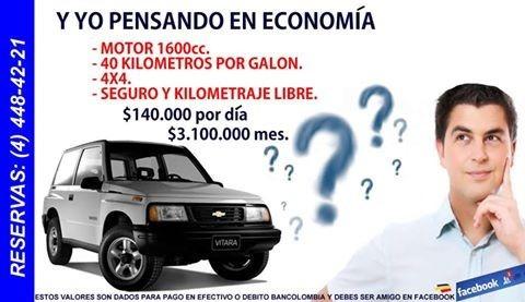 renta de vehiculos medellin triple a solutions