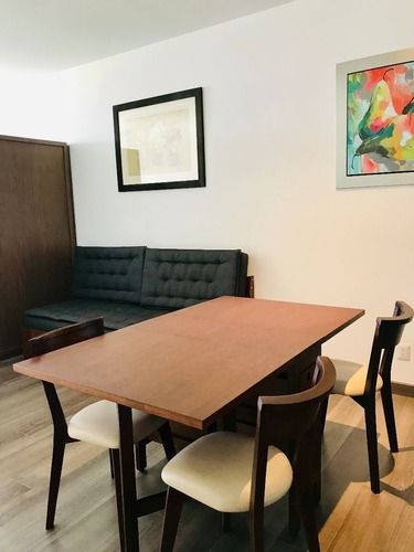 renta departamento loft be grand alto polanco