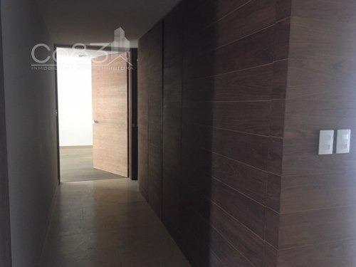 renta - departamento - polanco - 219 m - p.12 - $60,000