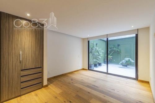 renta - departamento - polanco - 275 m - usd$6,500