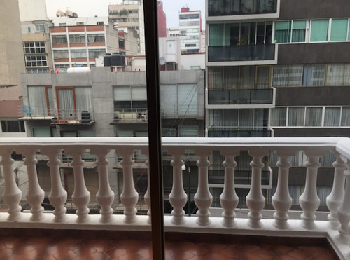 renta departamento , polanco ,emersom