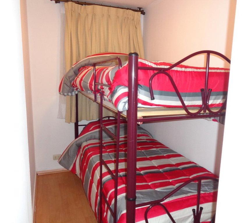 renta depto 2 dormitorios metro matta - amoblado - santiago