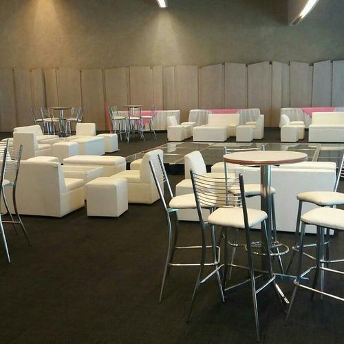 renta de:salas lounge, calentadores, carpas, infantiles