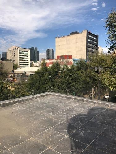 renta  (durango) 3 pisos mas roof o por piso