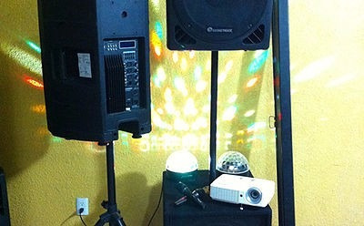 renta equipo de sonido desde $540.00