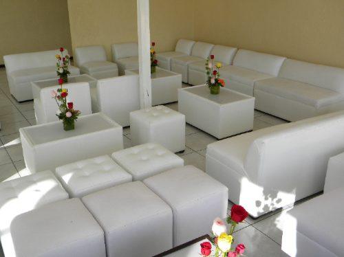 Salas Lounge Toluca Metepec Renta Muebles Para Eventos - en Mercado Libre