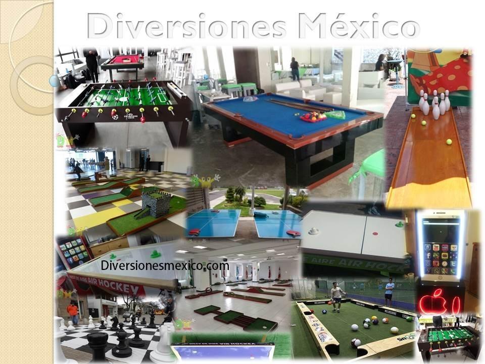 d3cad4dc4e587 Renta Futbolito Profesional Para Eventos Modelo Vip- Dm -   890.00 en  Mercado Libre