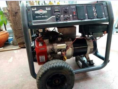renta generador de luz 8000/10000 wats para eventos