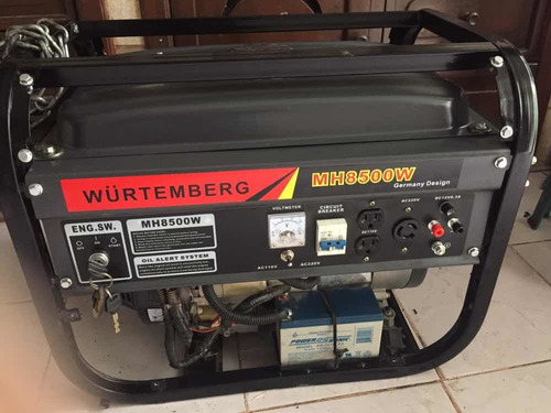 renta generador para eventos fiestas entre otros
