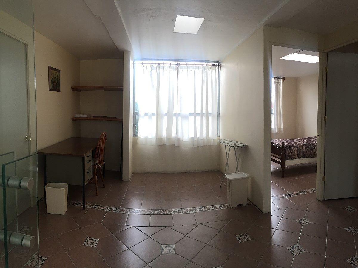 renta habitación amueblada para ejecutivo en valle de san javier pachuca