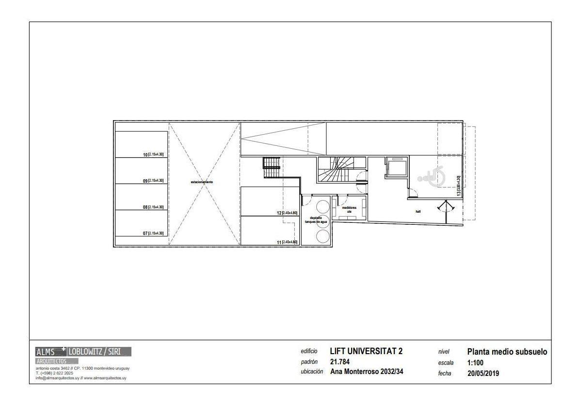 renta ideal  1 dormitorio en cordón sur   vivienda promovida  estrena julio 2021