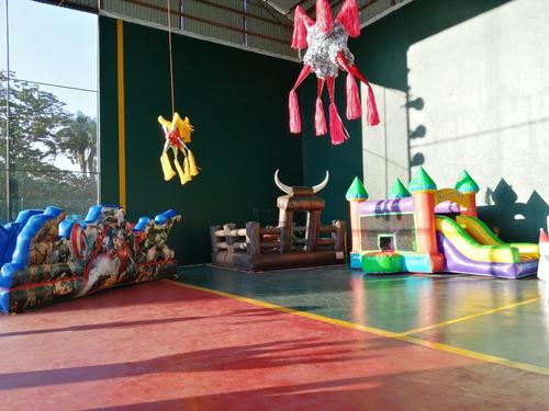 renta inflables, carpas, sillas,toro mec, alberca, skydancer