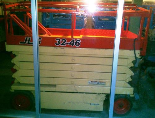 renta jlg 3246e2 plataforma de tijera
