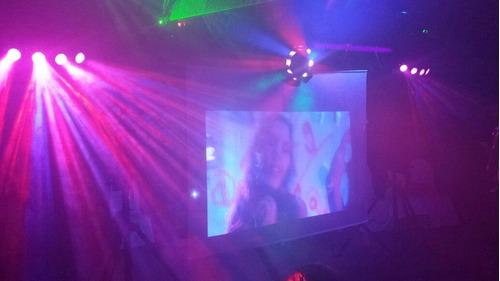 renta karaoke dj sonorizacion e iluminacion templete batucad
