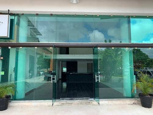 renta local comercial nichupte plaza infinity cancun sm 19