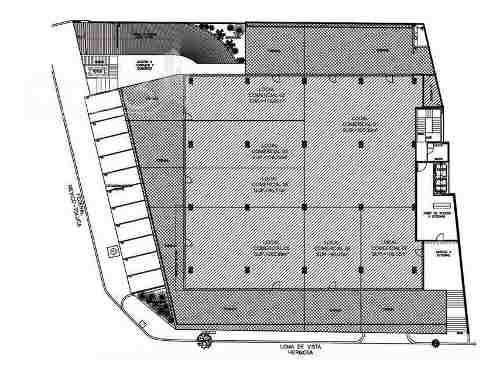 renta - local - corporativo hermosa - 367 m2