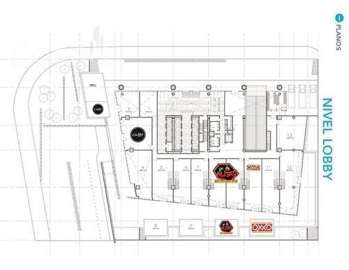 renta - local - forum naucalpan - 56 m2