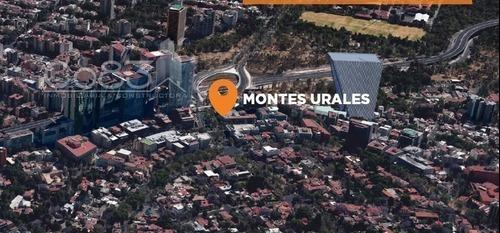 renta - local - montes urales - 700m2