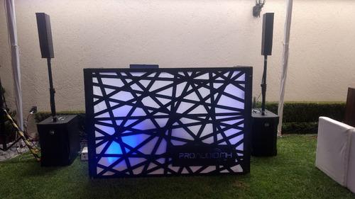 renta luz y sonido, dj, karaoke,audio,iluminacion,eventos
