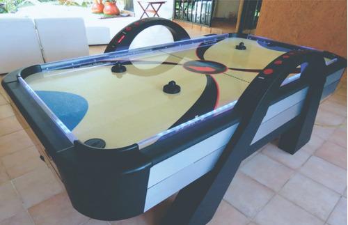 renta mesas hockey futbolitos ping pong billar inflable toro