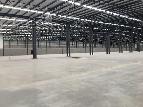 renta - nave industrial - ayotla - 1,187 m2