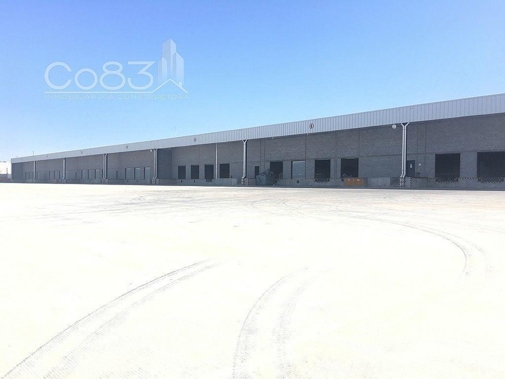 renta - nave industrial - ayotla - 2,592 m2