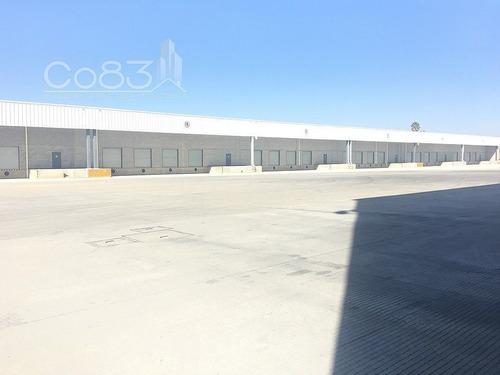 renta - nave industrial - ayotla - 2,698 m2
