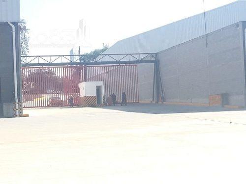 renta - nave industrial - ayotla - 2,826m2 - $197,820