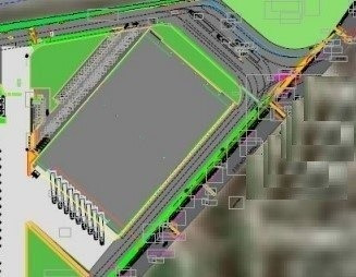 renta nave logistica e industrial 8162 m2 en tepotzotlan