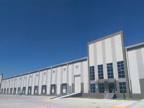 renta nave logistica e industrial de 24732 m2 divisibles