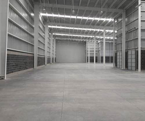 renta naves moduladas 1,000 m2