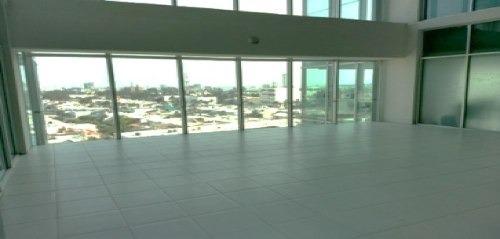 renta o venta de oficina ejecutiva con terraza en torre 1519