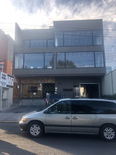 renta o venta oficinas en edificio de 3 pisos mas roof
