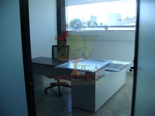 renta oficina amueblada