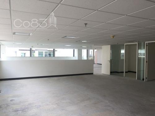 renta - oficina - arquímedes - 350 m2